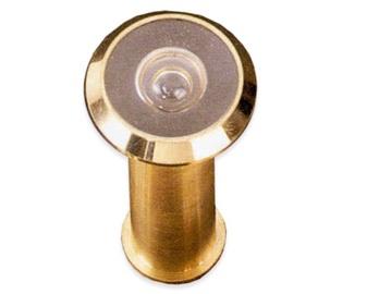 Дверной глазок Mirillas GEN, золотой, 38 - 70 мм x 24 мм