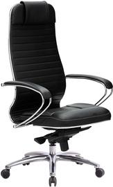 Biuro kėdė MN Samurai KL-1.04 Leather Black