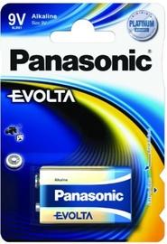 Батарейка Panasonic Evolta 6LR61 Alkaline Battery x 1