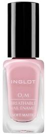 Inglot O2M Breathable Nail Enamel Soft Matte 11ml 503