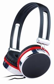 Ausinės Gembird MHP-903 Black/Red