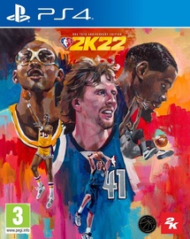 PlayStation 4 (PS4) mäng 2k Games NBA 2K22 Anniversary Edition