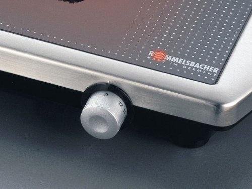 Elektrinis grilis Rommelsbacher CG 2303/E