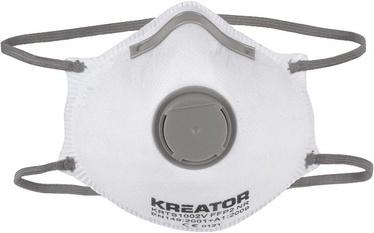 Kreator KRTS1002V Dust Mask FFP2 with Valve 2pcs