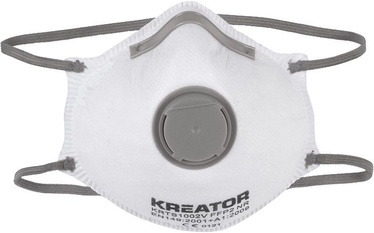 Kreator KRTS1002V Dust Mask FFP2 with Valve 2pcs