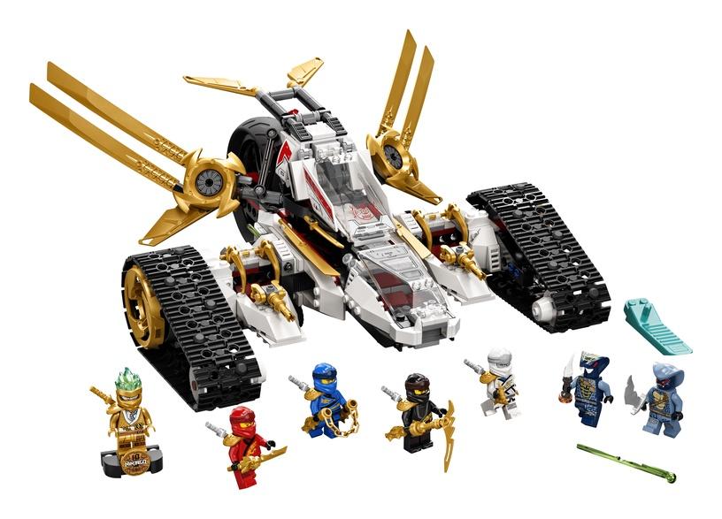 Конструктор LEGO Ninjago Ultra Sonic Raider 71739, 725 шт.