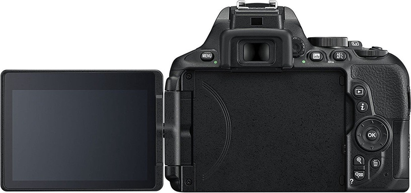 Nikon D5600 AF-S 18-105mm VR Kit Black