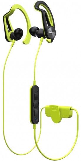 Belaidės ausinės Pioneer SE-E7BT Yellow