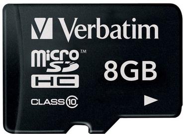 Verbatim 8GB Premium microSDHC U1 Class 10