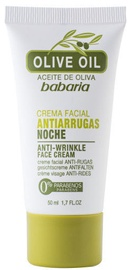 Babaria Olive Oil Anti Wrinkle Face Cream 50ml