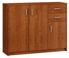 MN K1-3D-2S Chest Of Drawers Brown