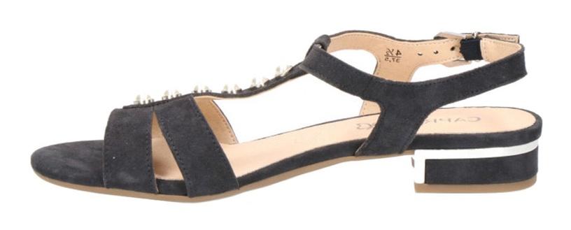 Basutės, Caprice Sandals 28112/22, Blue, 38