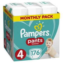 Pampers Pants S4 176