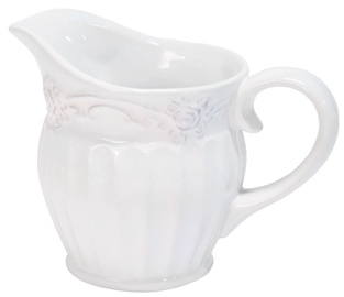Home4you Creamer Rose White