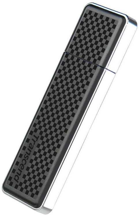USB флеш-накопитель Transcend Jet Flash 780 Black, USB 2.0, 256 GB