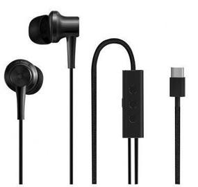 Ausinės Xiaomi Mi ANC & Type-C In-Ear Earphones Black