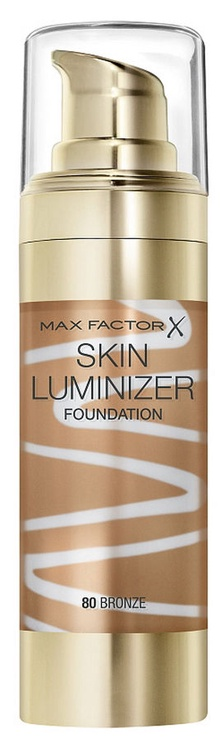 Max Factor Skin Luminizer Foundation 80 30ml