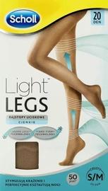 Scholl Light Legs 20 Beige XL