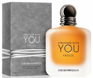 Tualetes ūdens Giorgio Armani Emporio Armani Stronger With You Freeze 100ml EDT