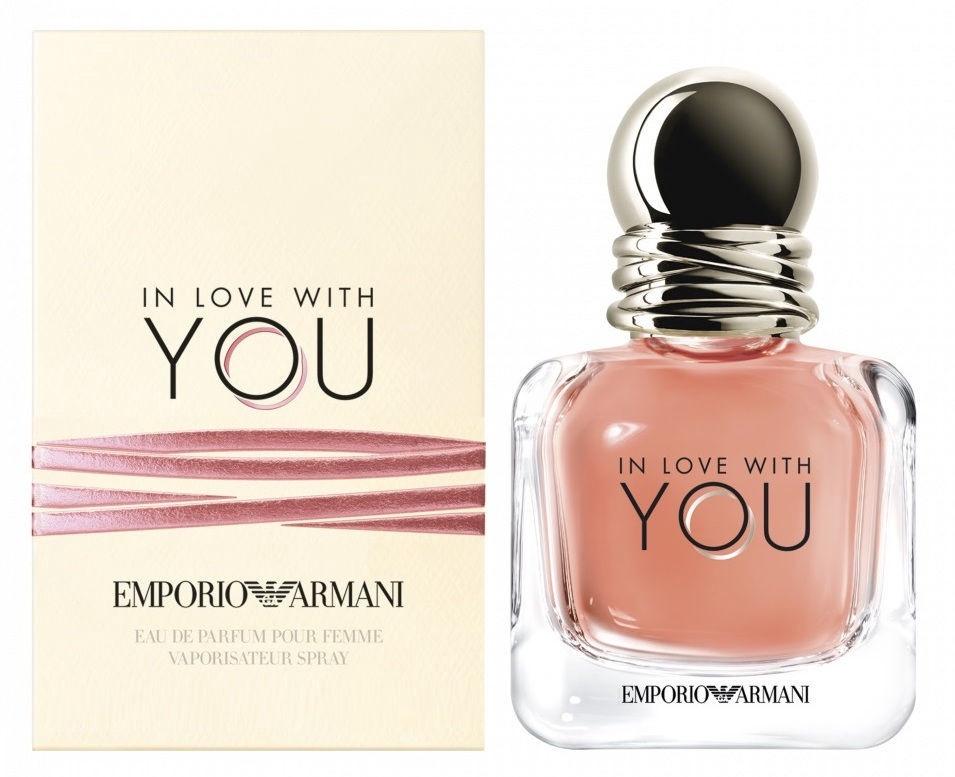 eb47224edc6 Giorgio Armani Emporio Armani In Love With You 100ml EDP - Krauta.ee