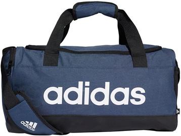 Ручная сумка Adidas Essentials Logo Duffel Bag Small GN2035, синий