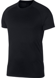 Nike Men's T-shirt Academy SS Top AJ9996 011 Black XL