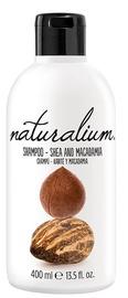 Šampoon Naturalium Shea & Macadamia, 400 ml