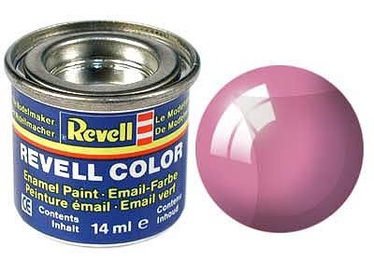 Revell Email Color 14ml Red Clear 32731