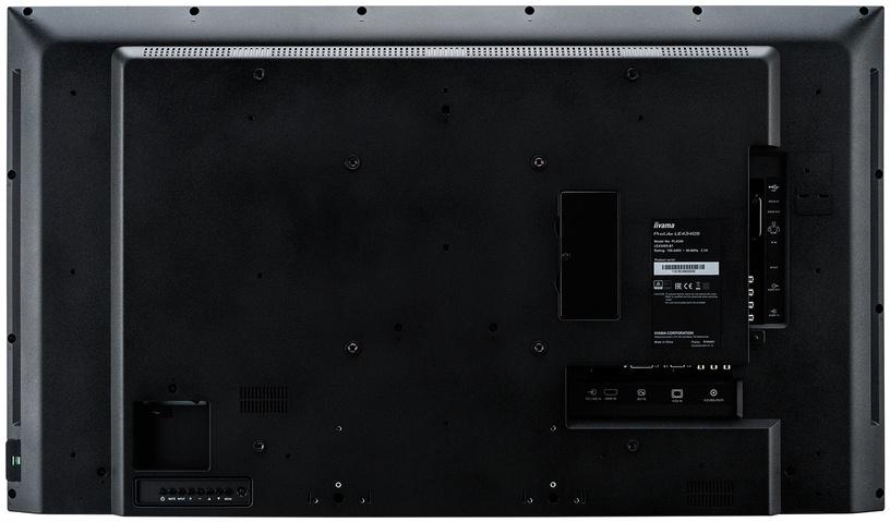 "Monitorius Iiyama LE4340S-B1, 43"", 8 ms"