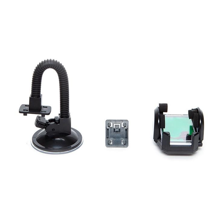 Automobilinis mobiliojo telefono laikiklis ISO09019