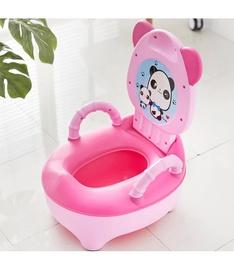 Детский горшок, розовый