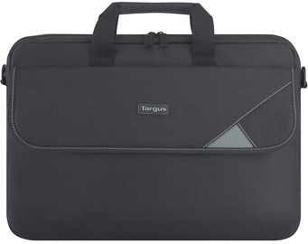 Targus Intellect Topload Laptop Case 15.6 Black/Grey