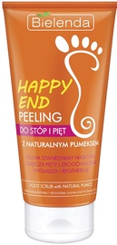 Bielenda Happy End Foot And Heel Scrub 125ml