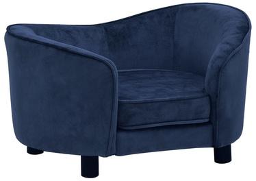 Кровать для животных VLX, синий, 490x690 мм