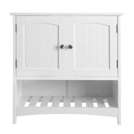 Songmics Bathroom Cabinet White 60x30x60cm
