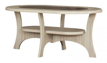Kavos staliukas Bodzio S04, smėlio, 1300x800x590 mm