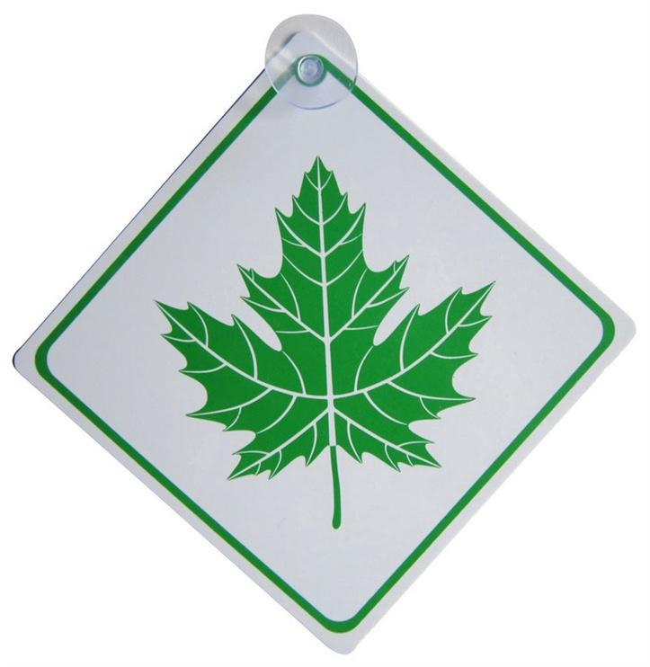 Наклейки Autoserio Car Sticker Maple Leaf