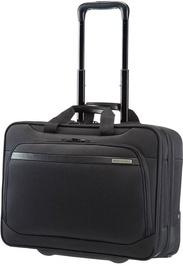 "Samsonite Roller Notebook Bag for 17.3"" Black"