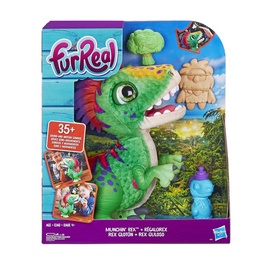 Žaislinis dinozauras FurReal Rex E0387, 4 m