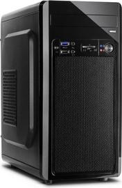 Inter-Tech MC-02 mATX Micro Tower Black