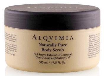 Скраб для тела Alqvimia Naturally Pure, 500 мл