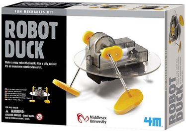 4M Fun Mechanics Robot Duck 3907