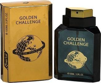 Tualetes ūdens Omerta Golden Challenge 100ml EDT
