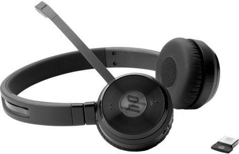 Ausinės HP UC Wireless Duo Headset W3K09AA