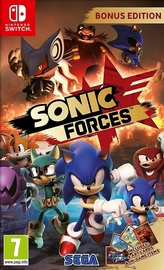 Sonic Forces Bonus Edition SWITCH