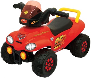 Kiddieland Steerable Disney Cars ATV Ride On