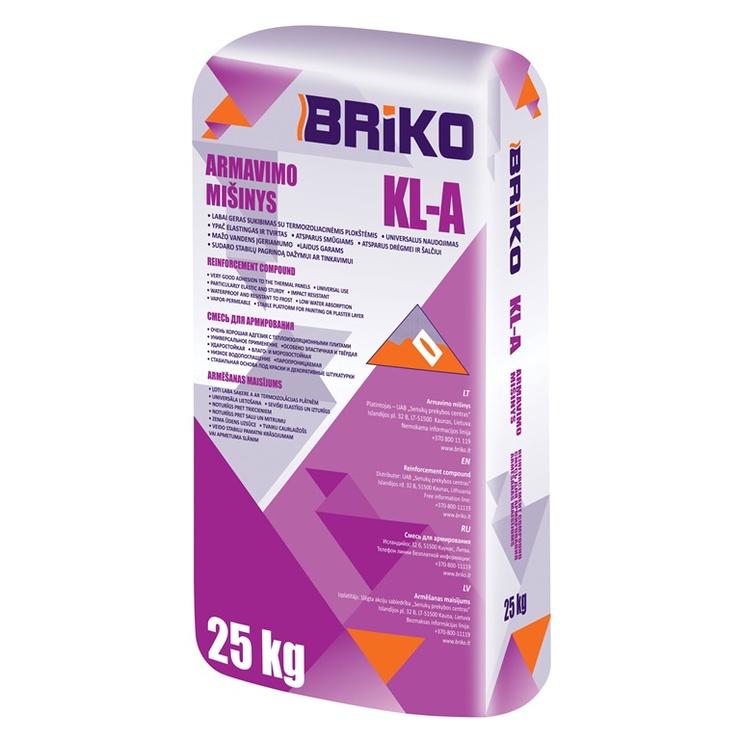Briko KL-A, 25 kg