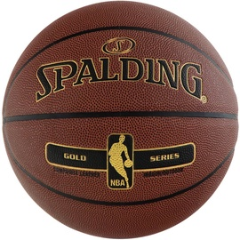 Spalding NBA Gold Series Indoor Outdoor 2017 7