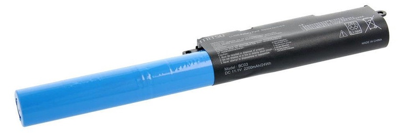 Mitsu Battery for Asus A540 F540 X540 2200mAh