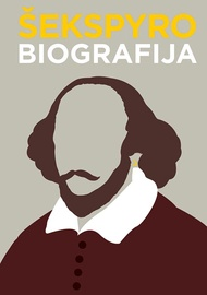 Knyga Šekspyro biografija